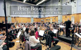 Peter Boyer conducts the LPO for Naxos